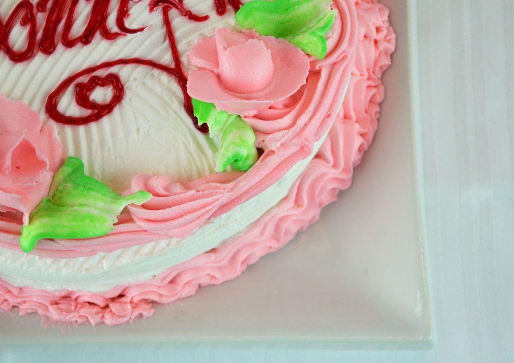 Gâteau de fête ou d'occasion en commande spéciale